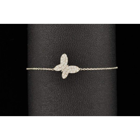 Bracelet papillon.