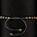 Bracelet petites perles de culture.
