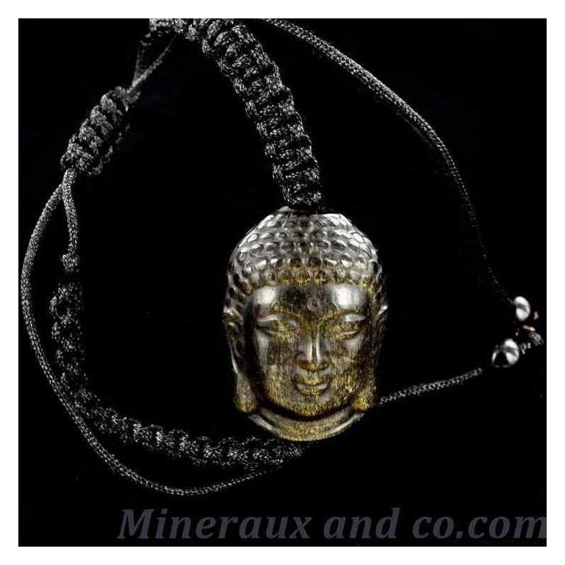 Bracelet protecteur bouddha.