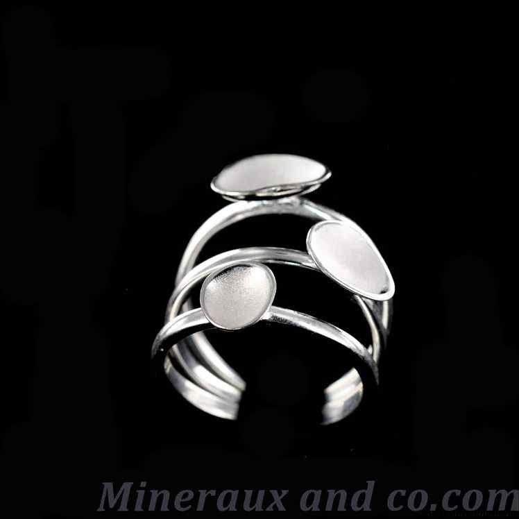 bagues trois anneaux mobiles argent 925 voir toutes les bagues. Black Bedroom Furniture Sets. Home Design Ideas