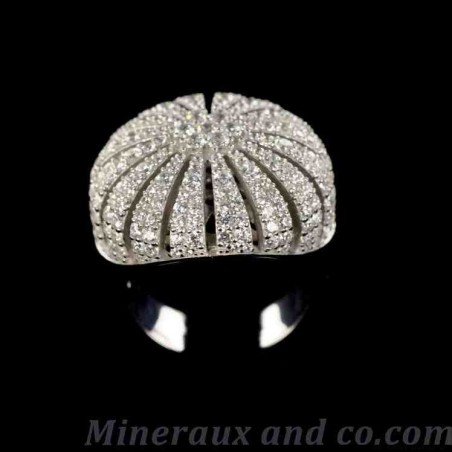 Bague coquille