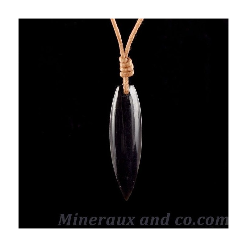 Surf pierre onyx noir.