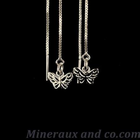 B o papillons pendants