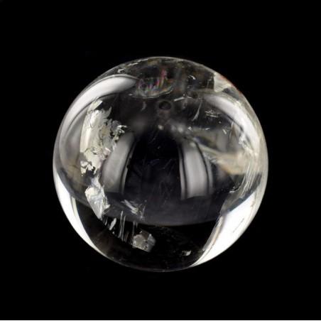 Pierre sphère quartz