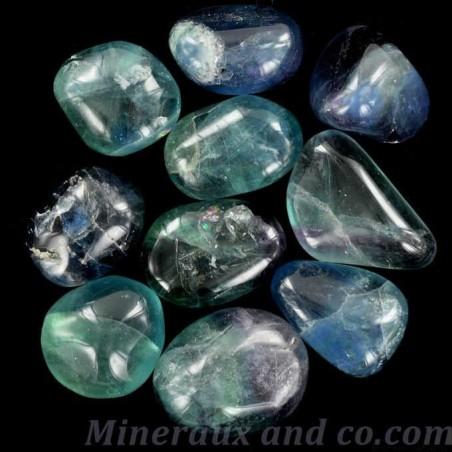 Lot fluorine bleue