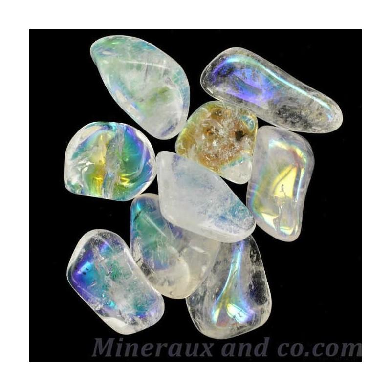 Lot quartz angel aura