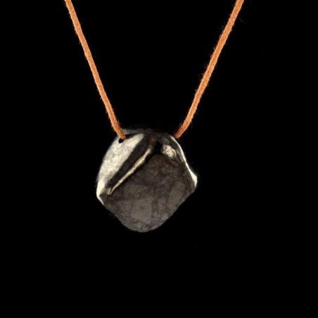Collier pierre shungite